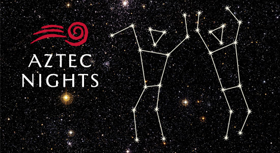 Aztec Nights logo