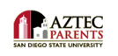 SDSU aztec parents logo