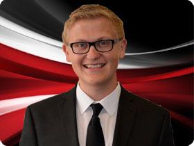 Zachary Albrecht Scholarship Recipient