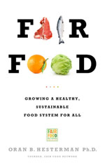 Fair Food Book Cover