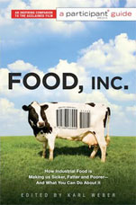 Food Inc Book Cover