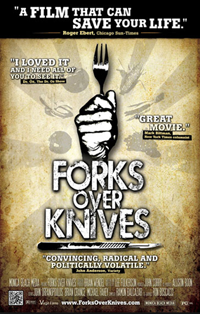 forks over knives movie cover