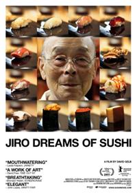 Jiro dreams of sushi movie cover