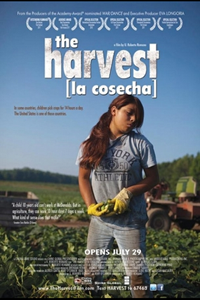 the harvest movie cover