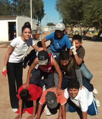 Mexicali Experience - Natalia with Kids