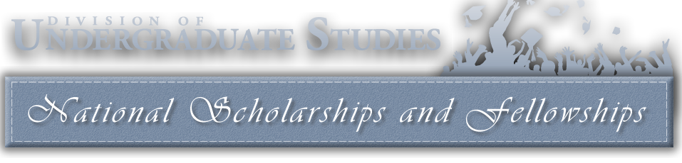 National Scholarships and Fellowships