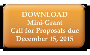 Download Mini-Grant Call for Proposals