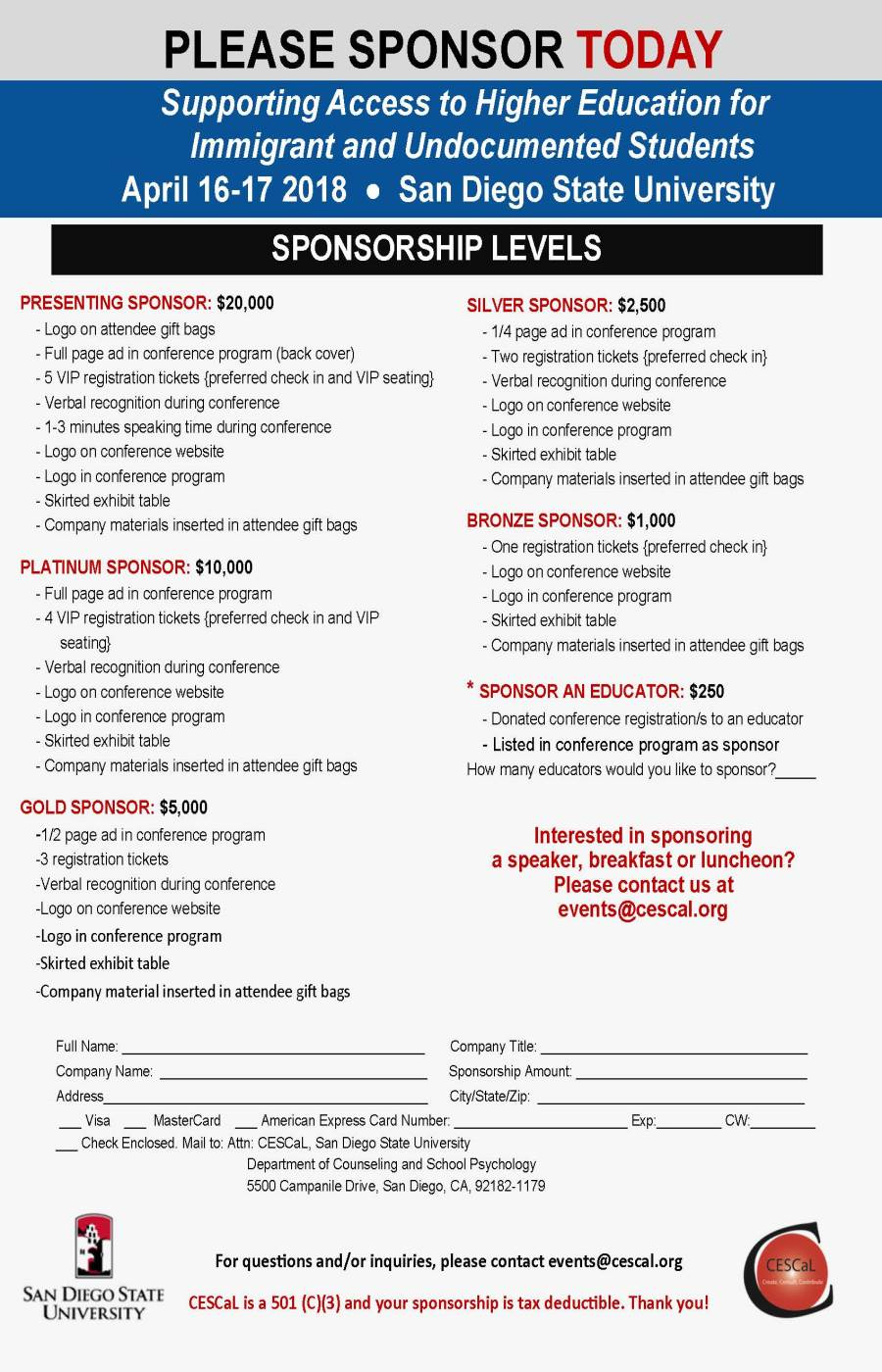 February Registration Flyer 5
