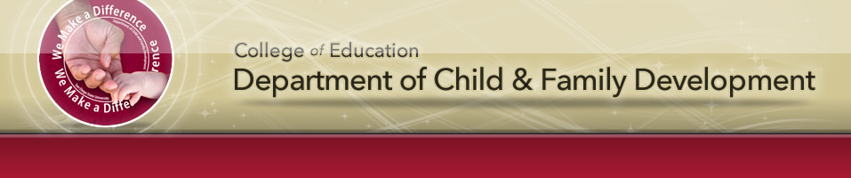 Department of Child & Family Development