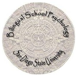 SDSU bilingual school psychology logo