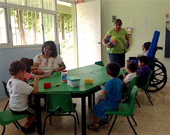 Photo: CAM classroom