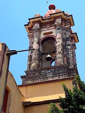 Photo: Guanajuato bell tower