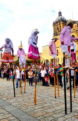 Photo: Oaxaca parade