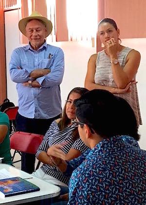 Photo: Teacher workshop participants