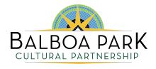 Balboa Park Cultural Partnership logo