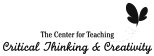 Center for Teaching Critical Thinking and Creativity logo