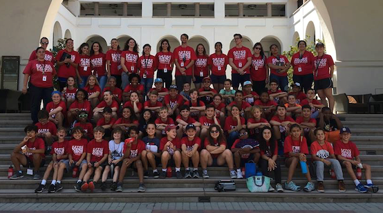 Aztec Science Camp Summer 2018