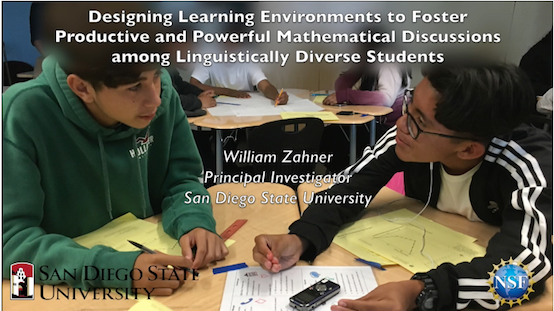 Center for Research in Mathematics and Science Education | SDSU