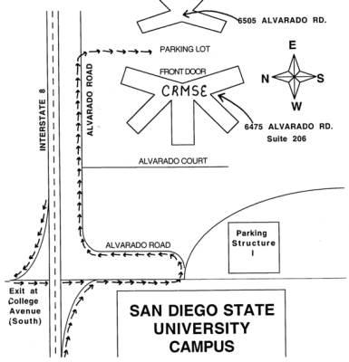 CRMSE Map