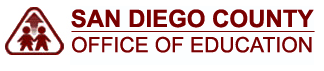 San Diego Co. Office of Education logo