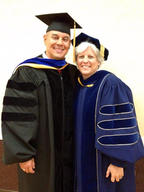 Dr. Estrada and Dr. Hatch