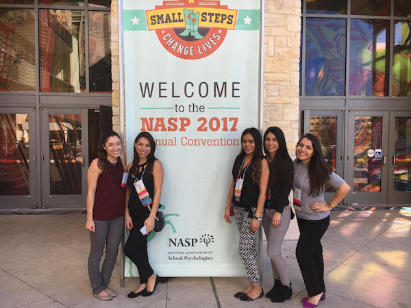 SP NASP 2017 1st Years