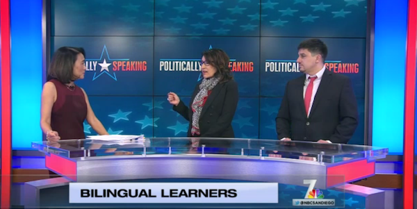 Cristina alfaro on Politically Speaking