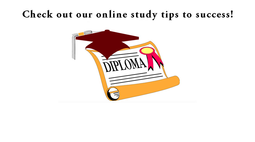 Diploma linking to study guide