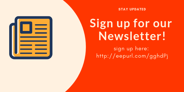 dle newsletter sign up