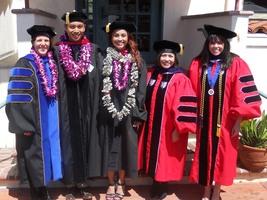 Mae Chaplin, Ryan Santos, Mariana Gomez, Yvonne Hernandez & Sarah Kahn