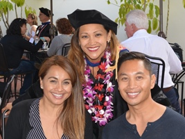 Dr. Gomez, Marissa Yenpasook, &  Dr. Santos