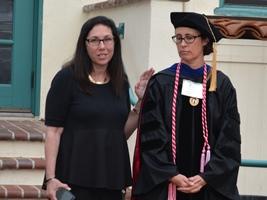 Dr. Cappello & Karen Lafferty