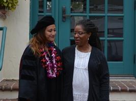 Marissa Yenpasook & Dr. Butler Byrd