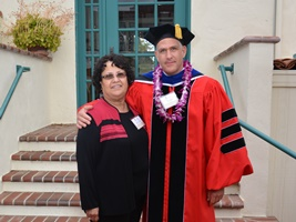 Dr. Santa Cruz & Aaron Iffland