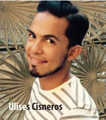 Photo: Headshot of Ulises Cisneros