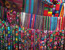 Beautifully colorful belts