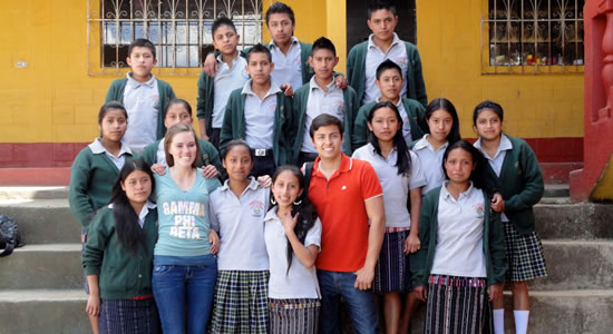 Basico Students at Patalup Primary School