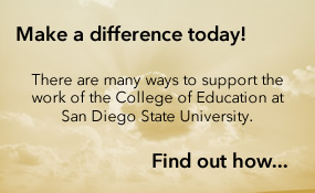 Make a Difference, Give to COE