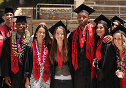 Group of SDSU graduates