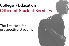 COE Office of Student Services - The first stop for prospective students
