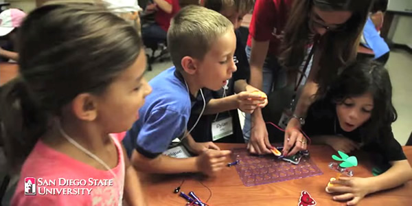 Kids' Science Camp Makes Learning Fun
