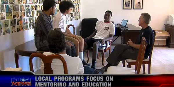 Boys To Men: Mentor Program for San Diego Youth