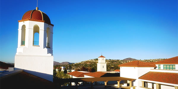 SDSU Student Union tower