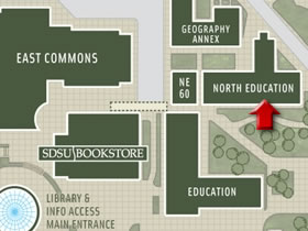 North Education Map