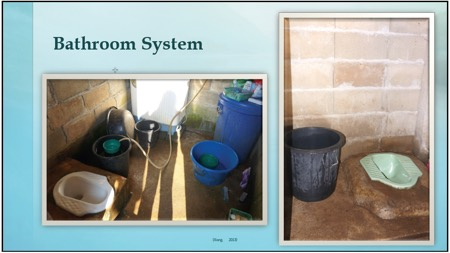 Photos of Thai bathroom system