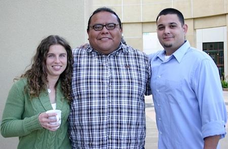 Photo: Mallory Rachel, Dwayne Manus, Jacob Price