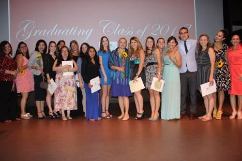 DLE Graduates