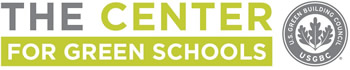 The Center for Green Schools Logo