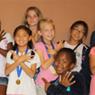 SEEK Students at camp