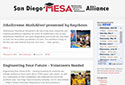 San Diego MESA Alliance website